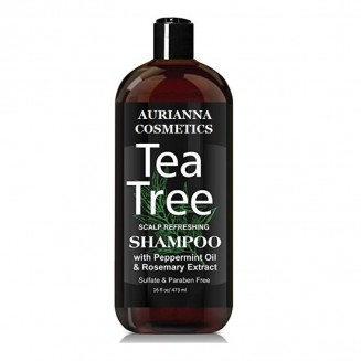AC Tea Tree Black Shampoo