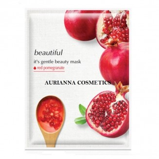 AC Mask Red Pomegrande...